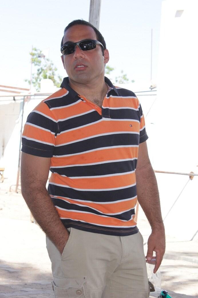 Nizar From Cairo, Egypt