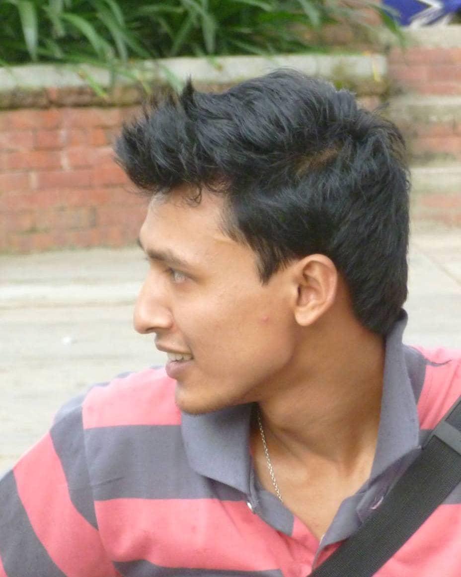 Vikram from Bhaktapur