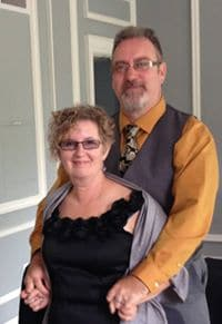 Suzanne And Robert from Peterborough