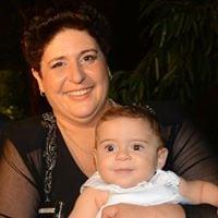 Hello! My name is Anat Antebby Mizrahi. My family
