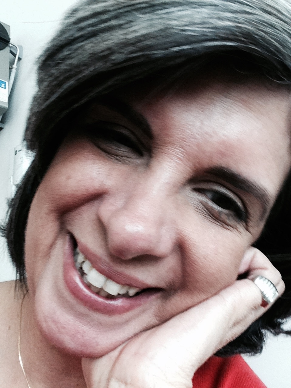 Sou a Celeste, moro no Rio de Janeiro, onde nasci