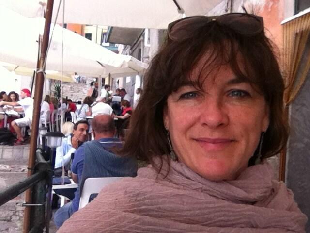 Anna from Ischia di Castro