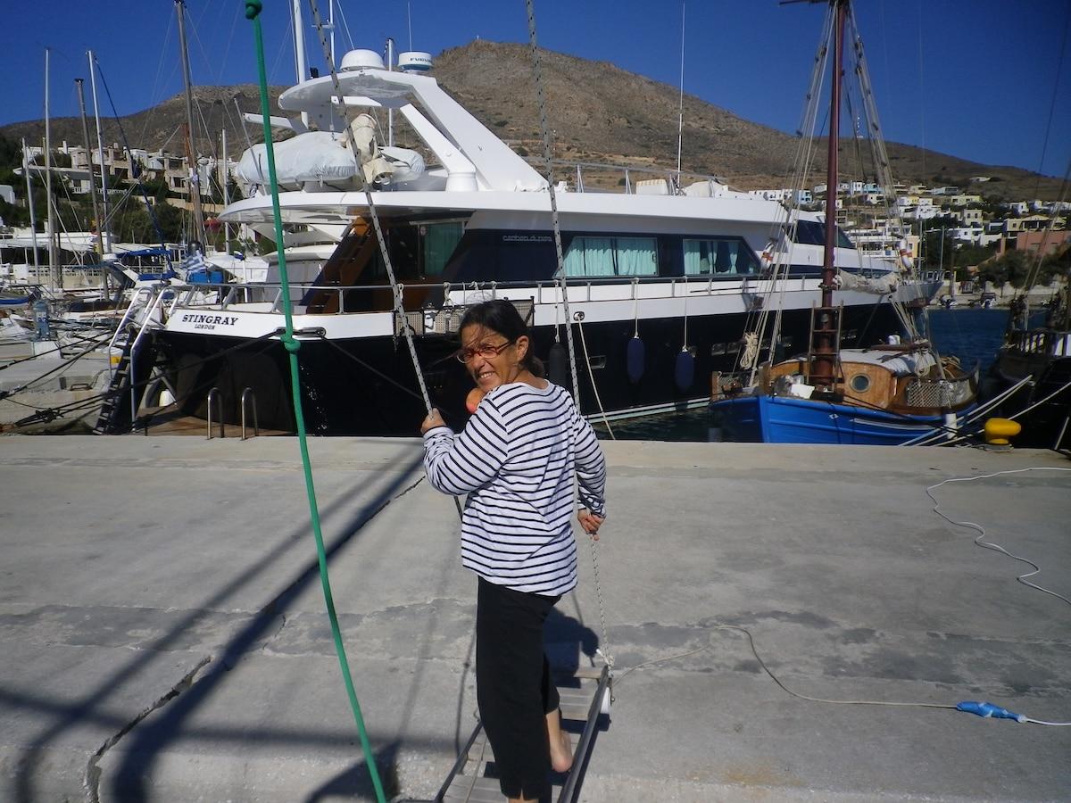 Patricia From Glyfada, Greece