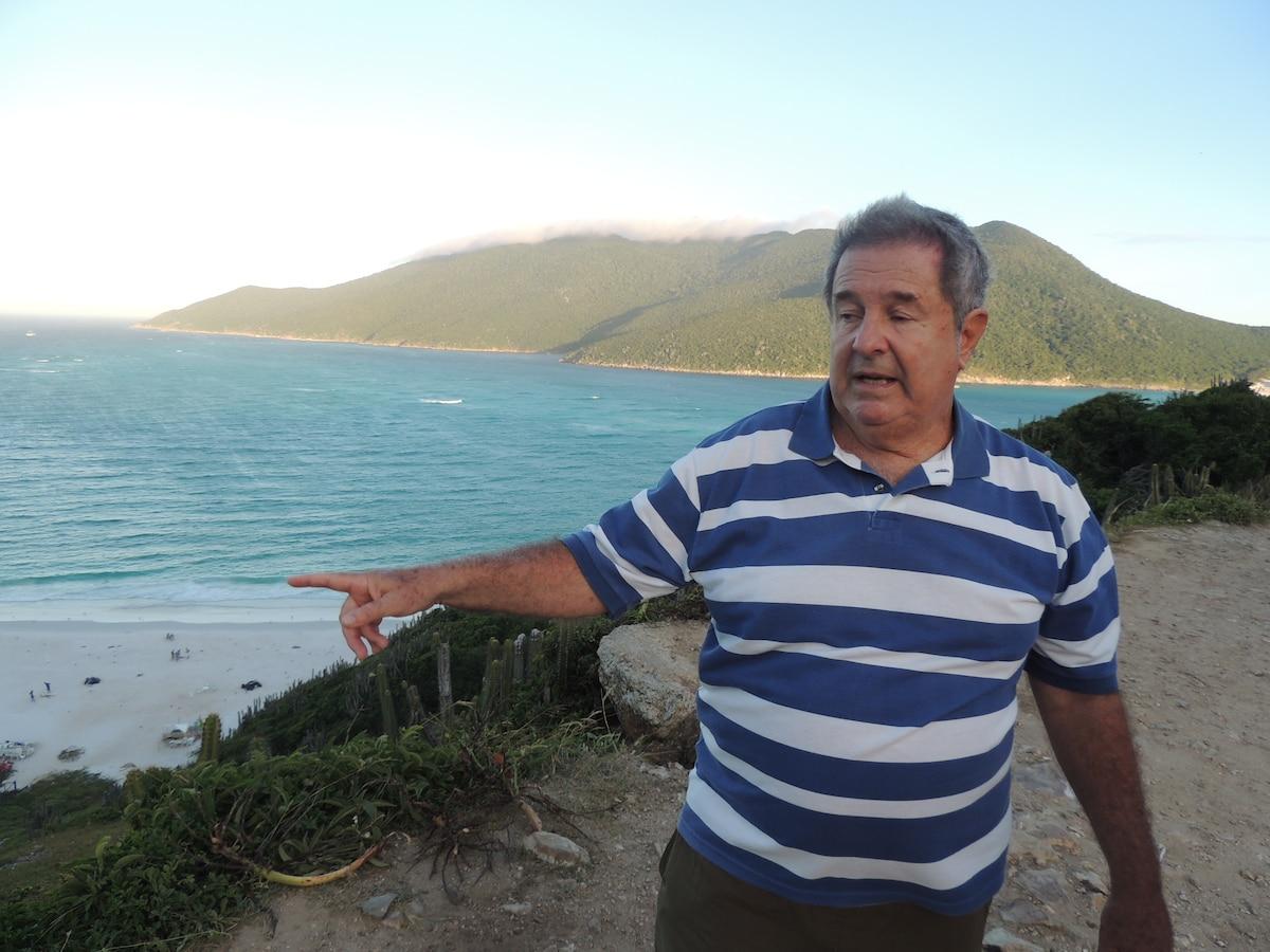 Oswaldo from Arraial do Cabo