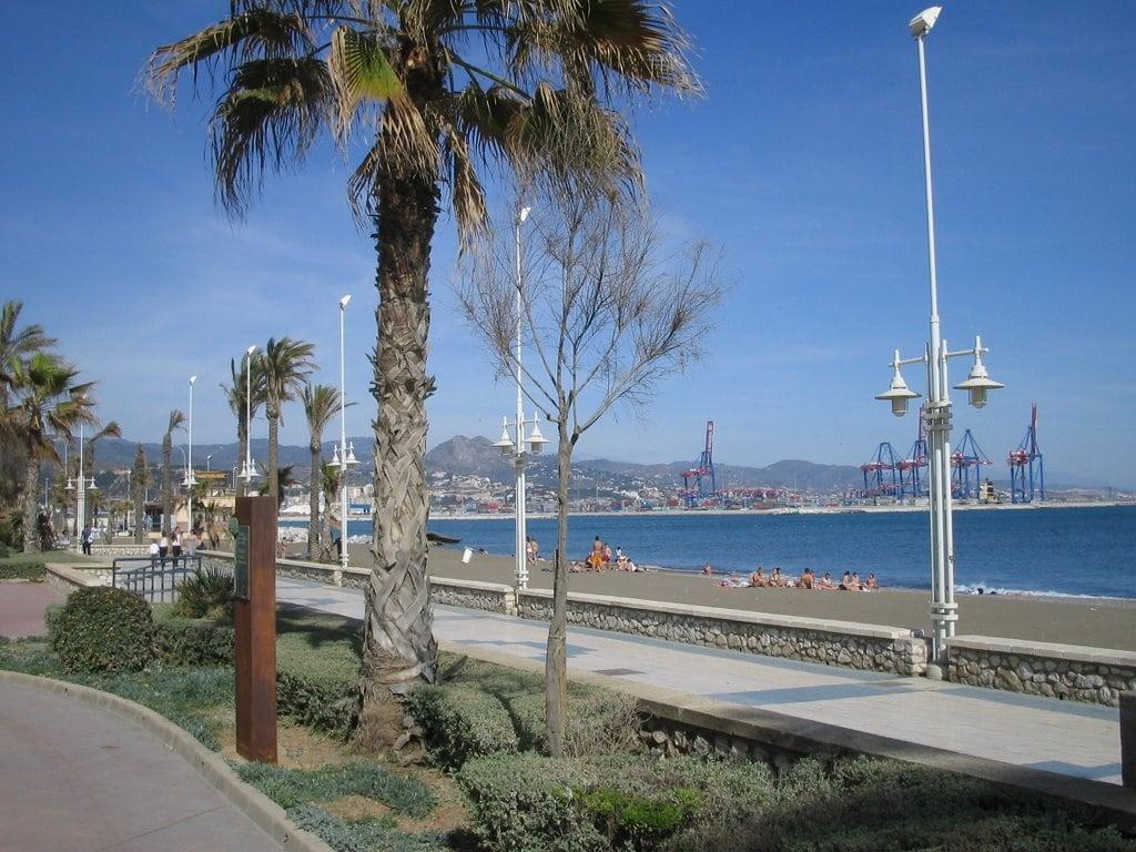 Mario from Málaga
