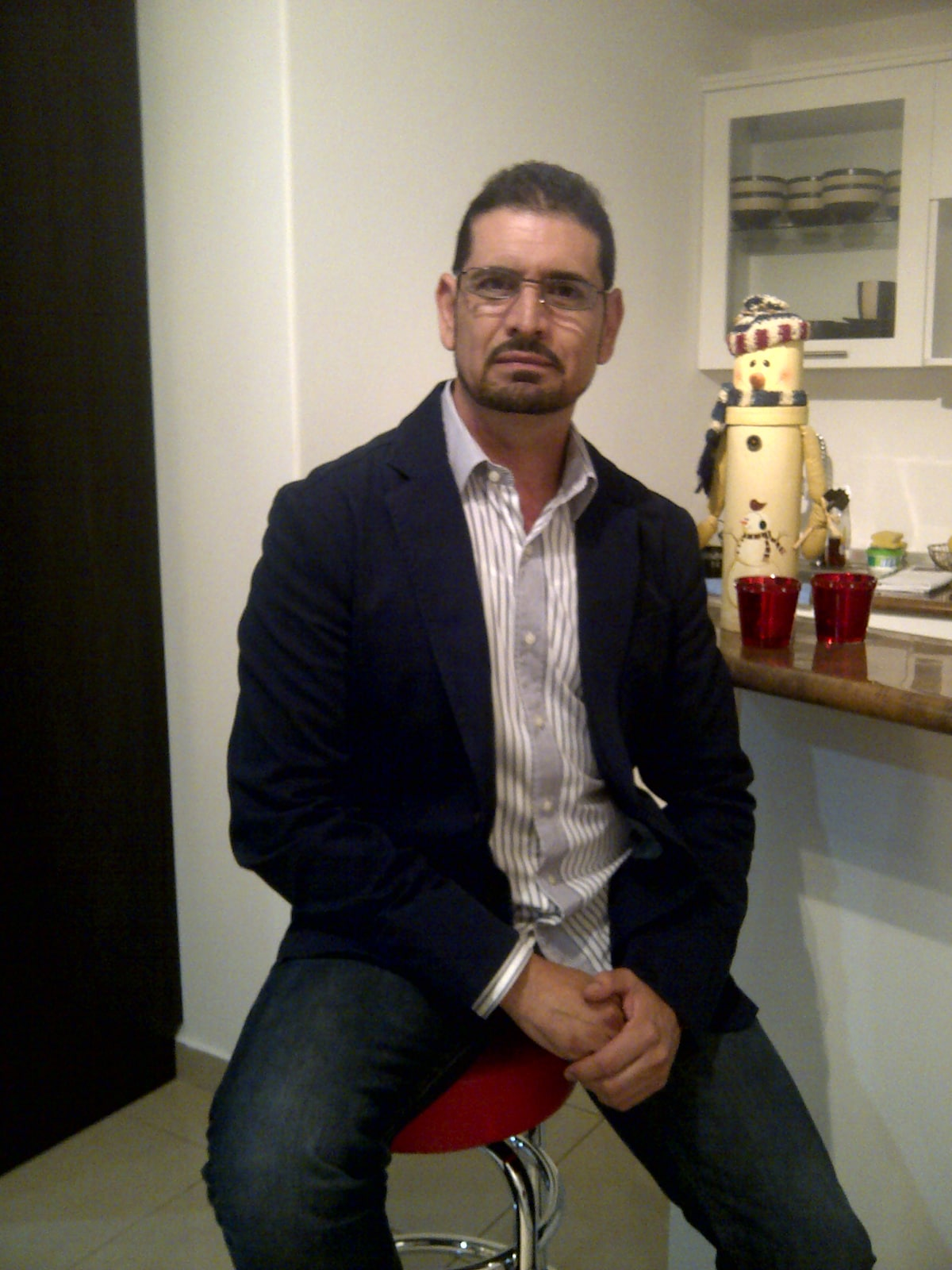 Alfonso from San Pedro Sula