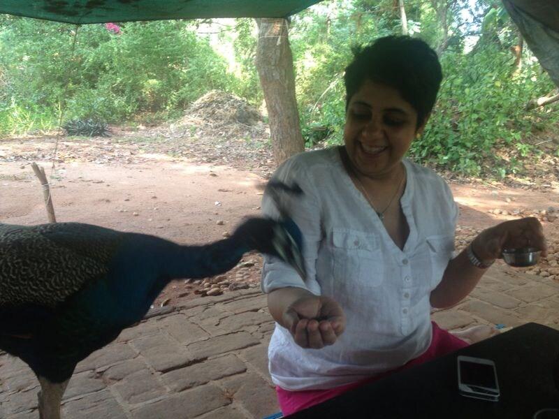 Vibha from New Delhi