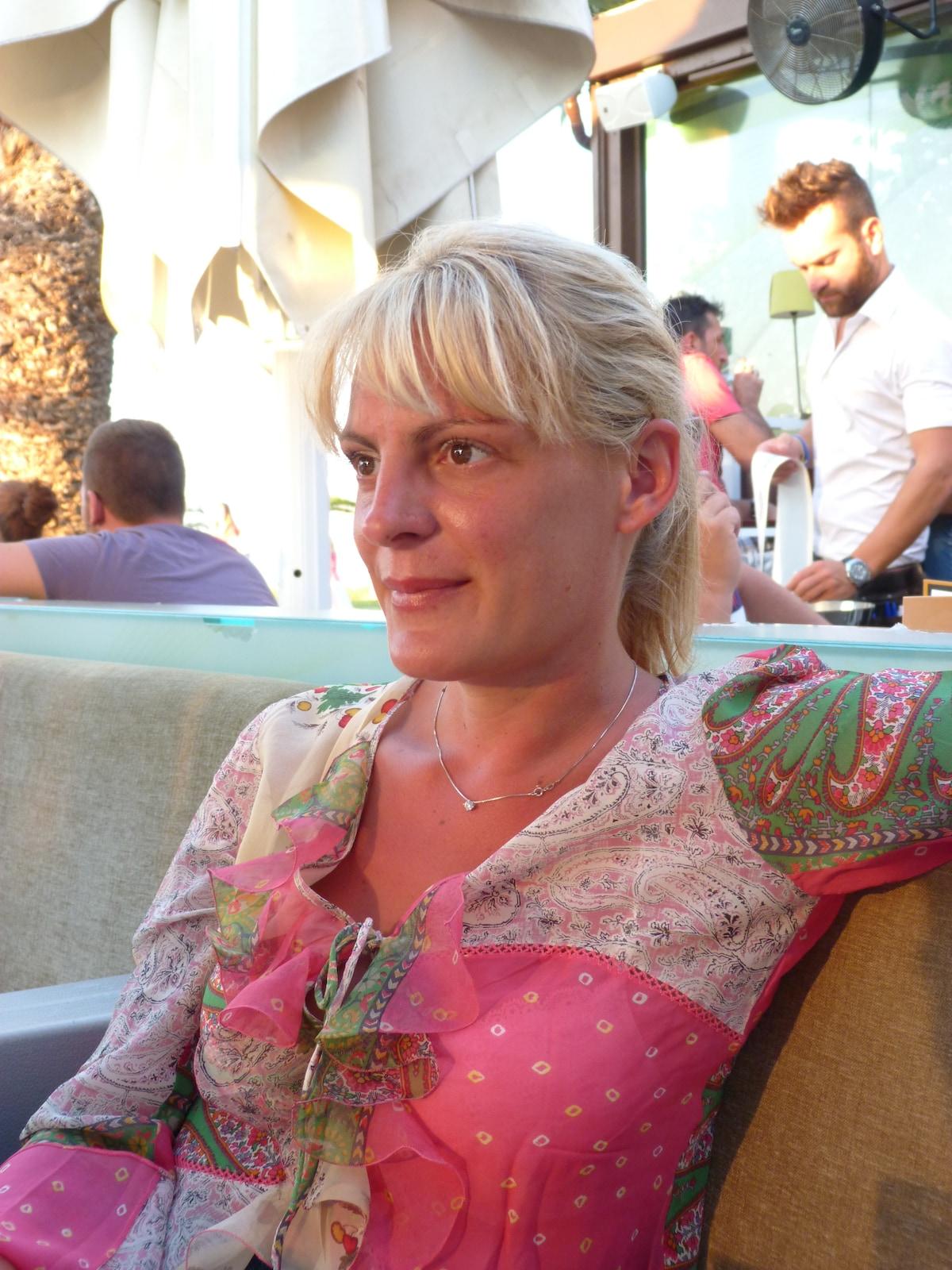 Chiara Carlotta From Milan, Italy