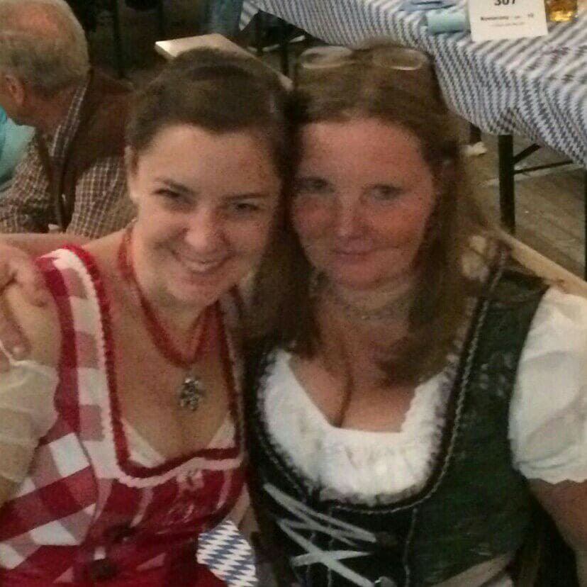 Eva + Anne from Duisburg