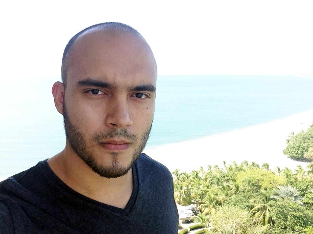 Mauricio from Medellin