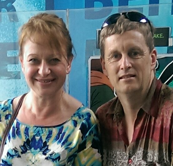 David And Amanda from St Kilda East