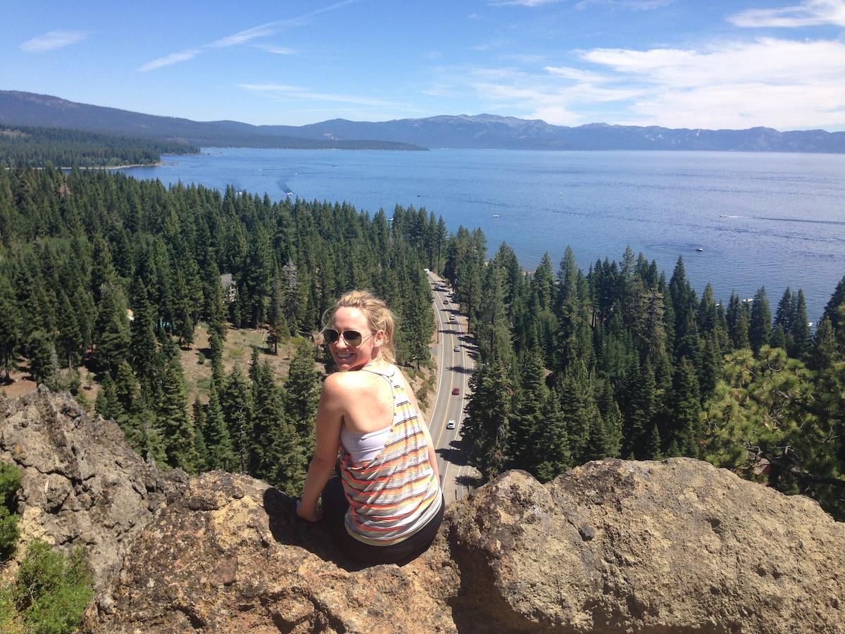 Caroline from Tahoe City