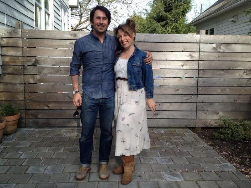 Kathleen And Darin From Portland, OR