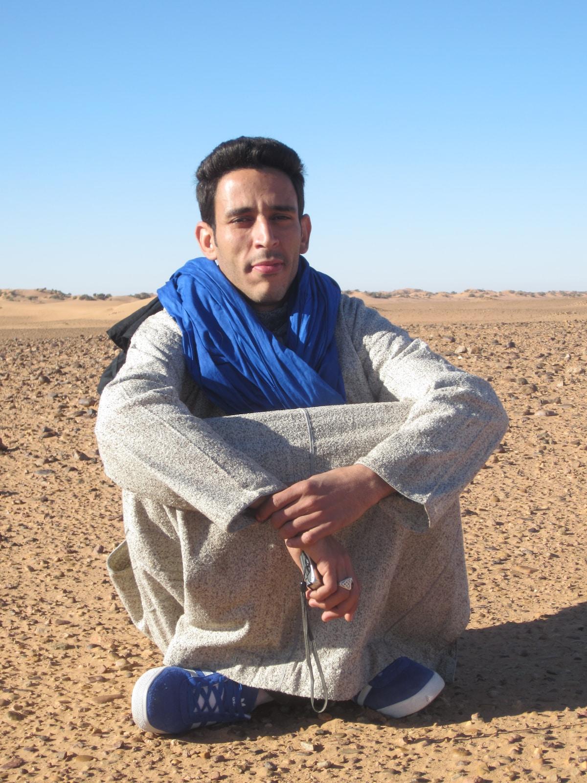 Ismaiyl From Tagounite, Morocco