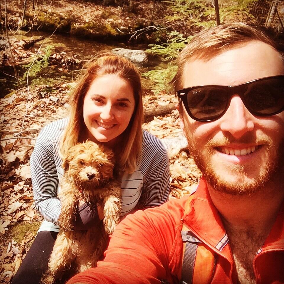 Ashley  &  Dennis from Boston