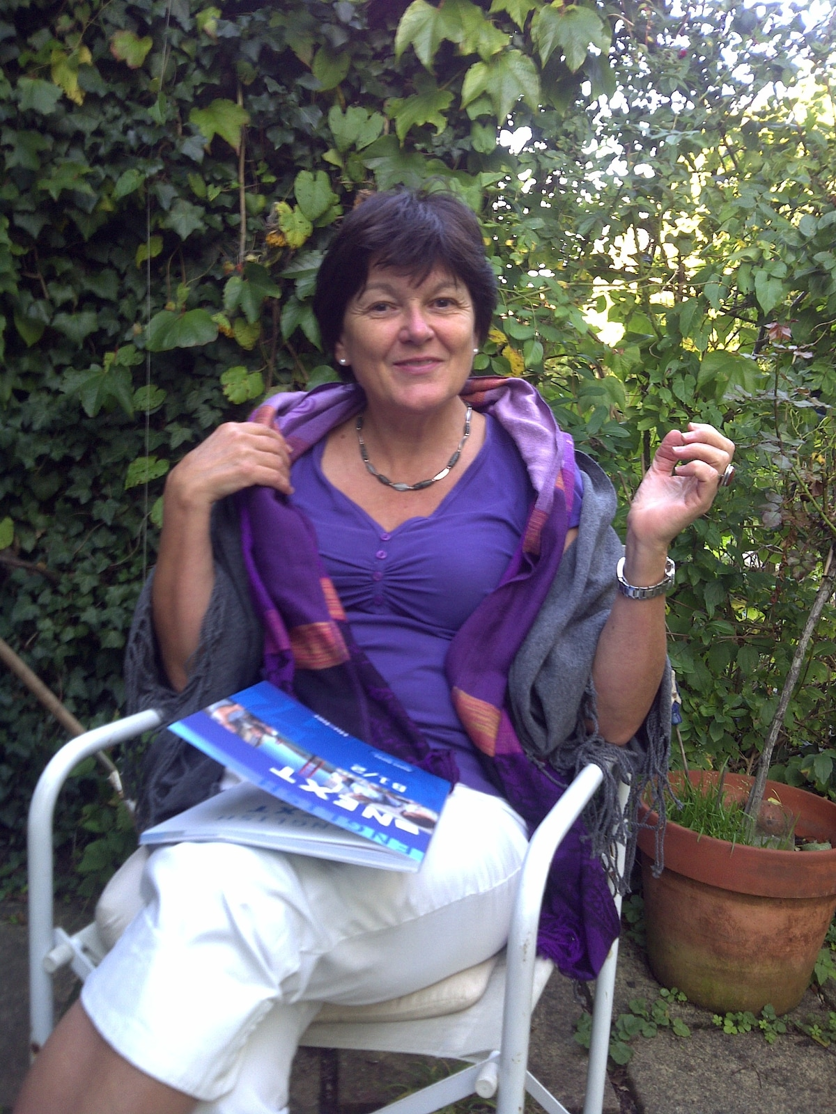 Susan From Gauting, Germany