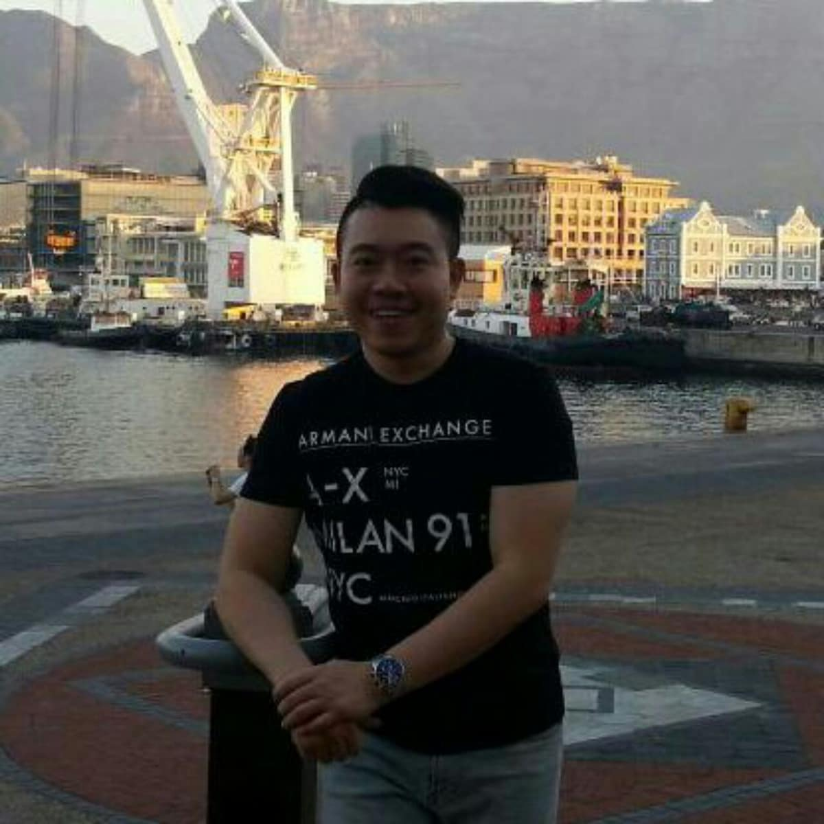 Vincent Yap From George Town, Malaysia