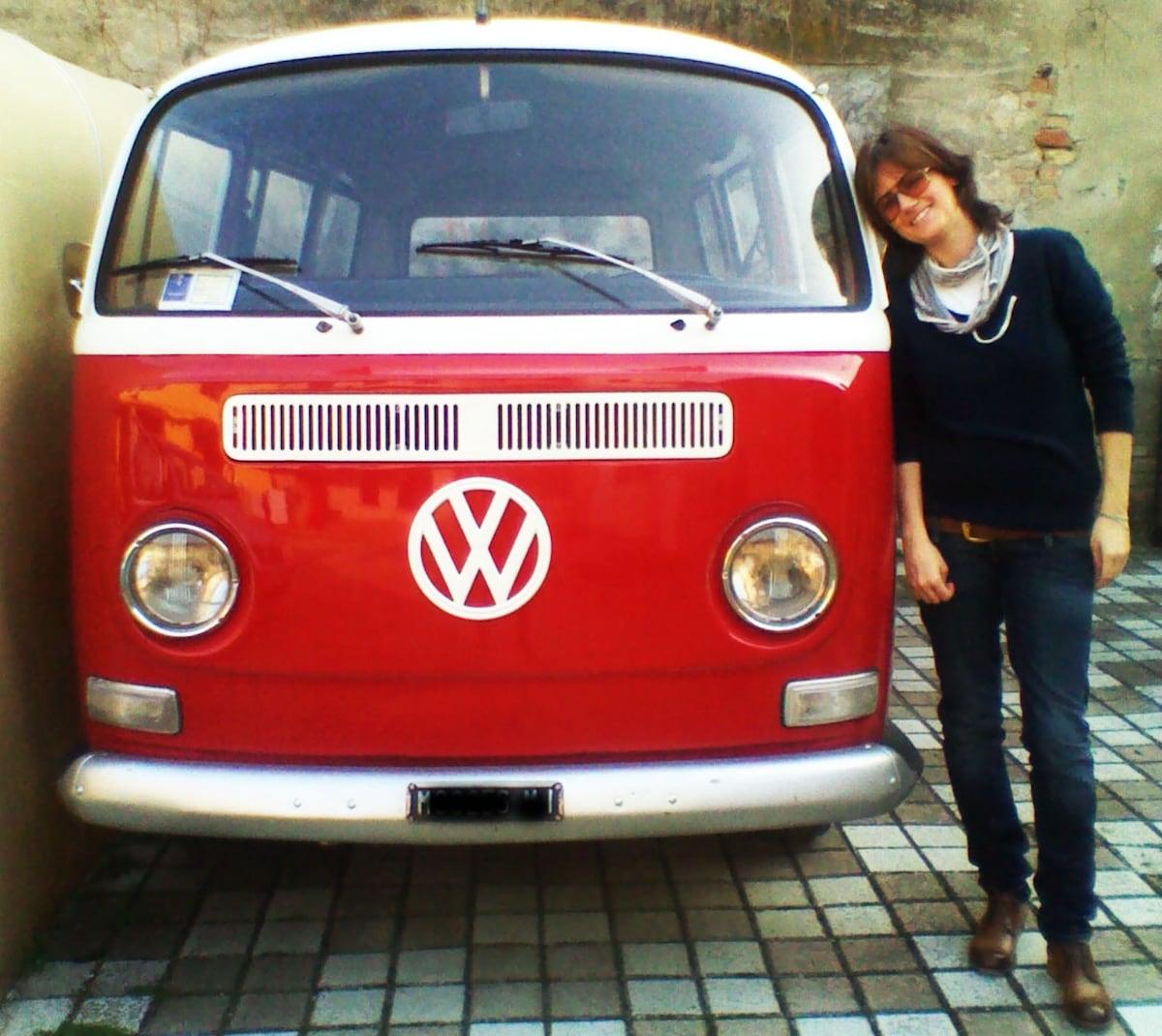 Claudia from Arezzo