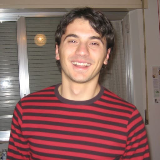 Antonio From Chieti, Italy