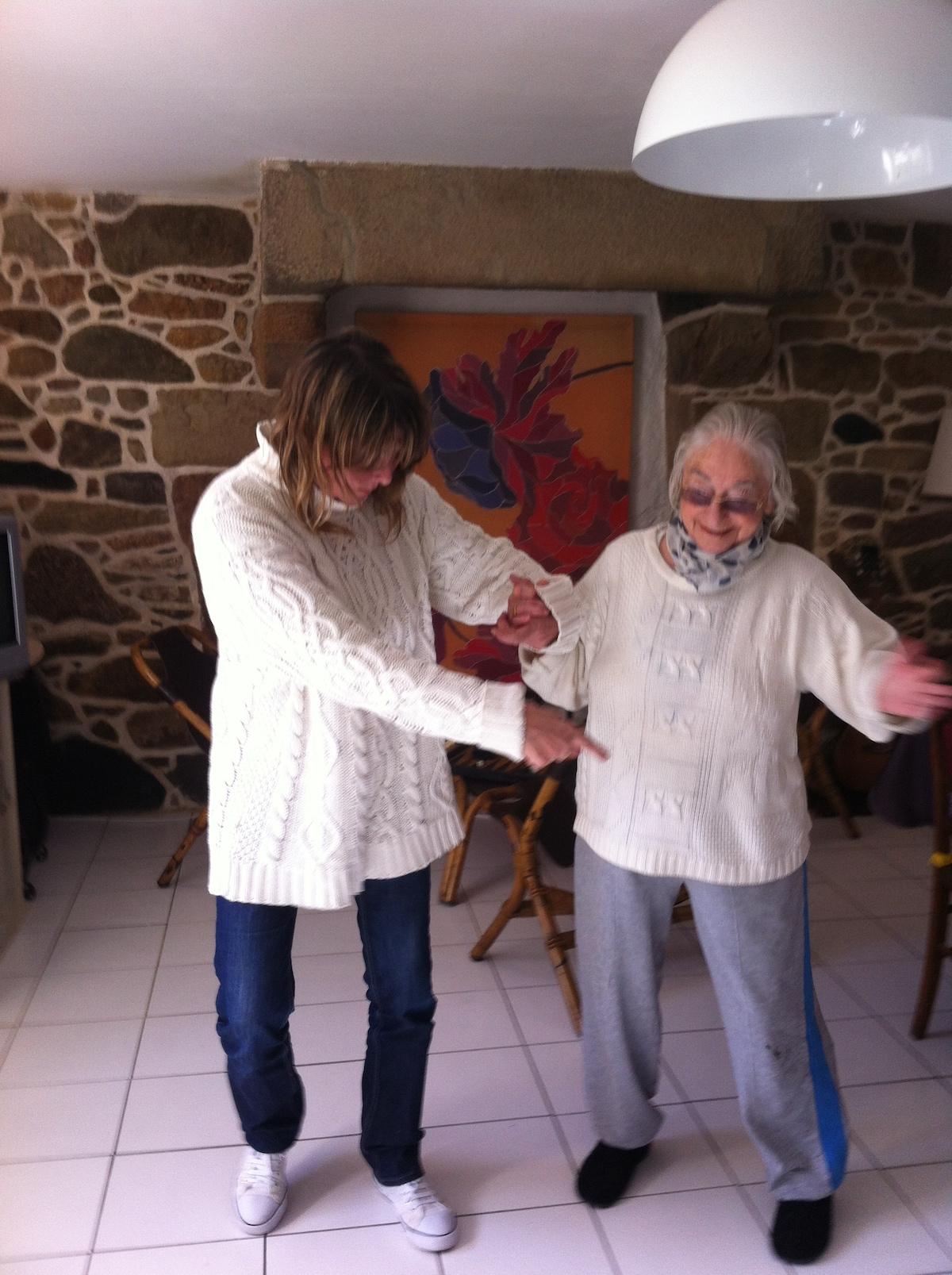 Hélène from Trégastel