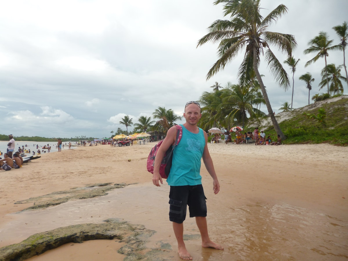 Andreas from Salvador