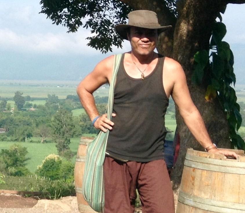 Atipong from Krabi Noi