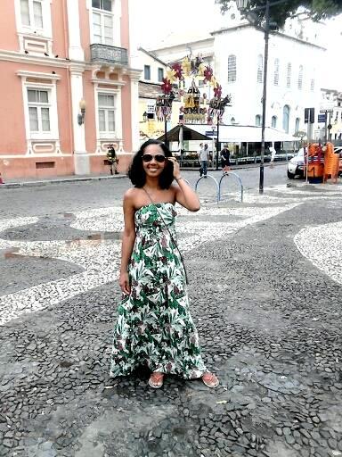 Graça Maria from Salvador