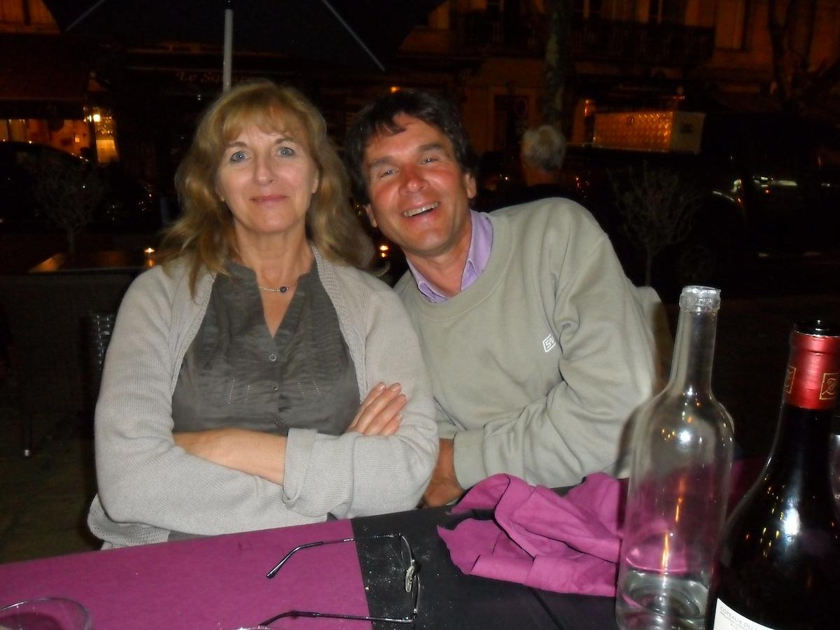 Evelyne&Bernard From Vallérargues, France