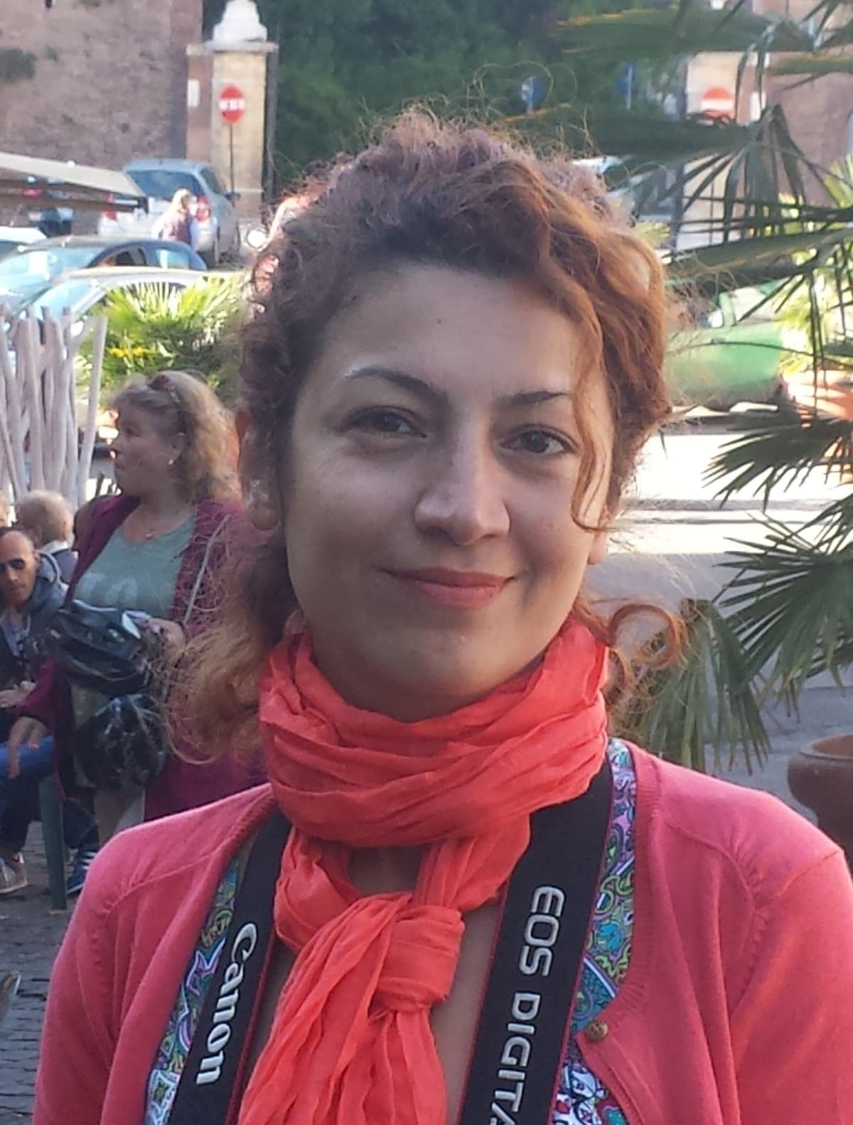 Fatima from Roma