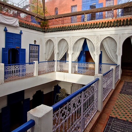 Riad From Marrakesh, Morocco