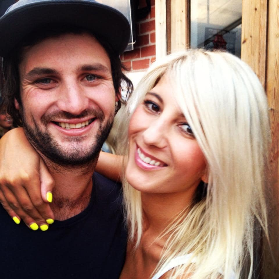 Ben And Rhiannon from Geelong