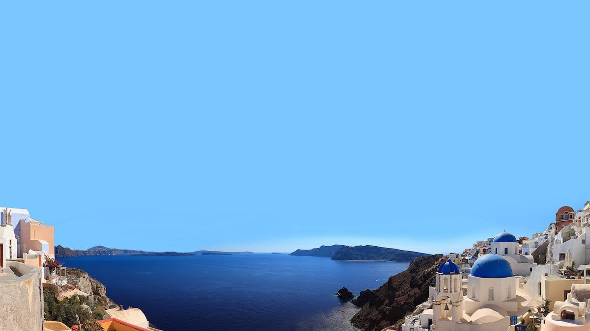 Santorini Private Villas from Oia
