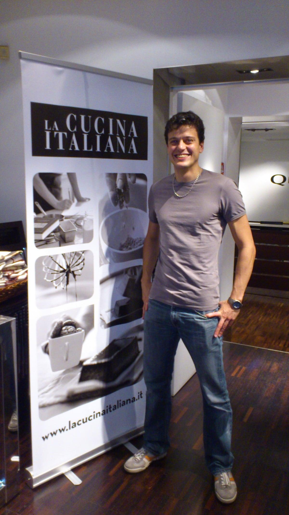Mario From Milan, Italy