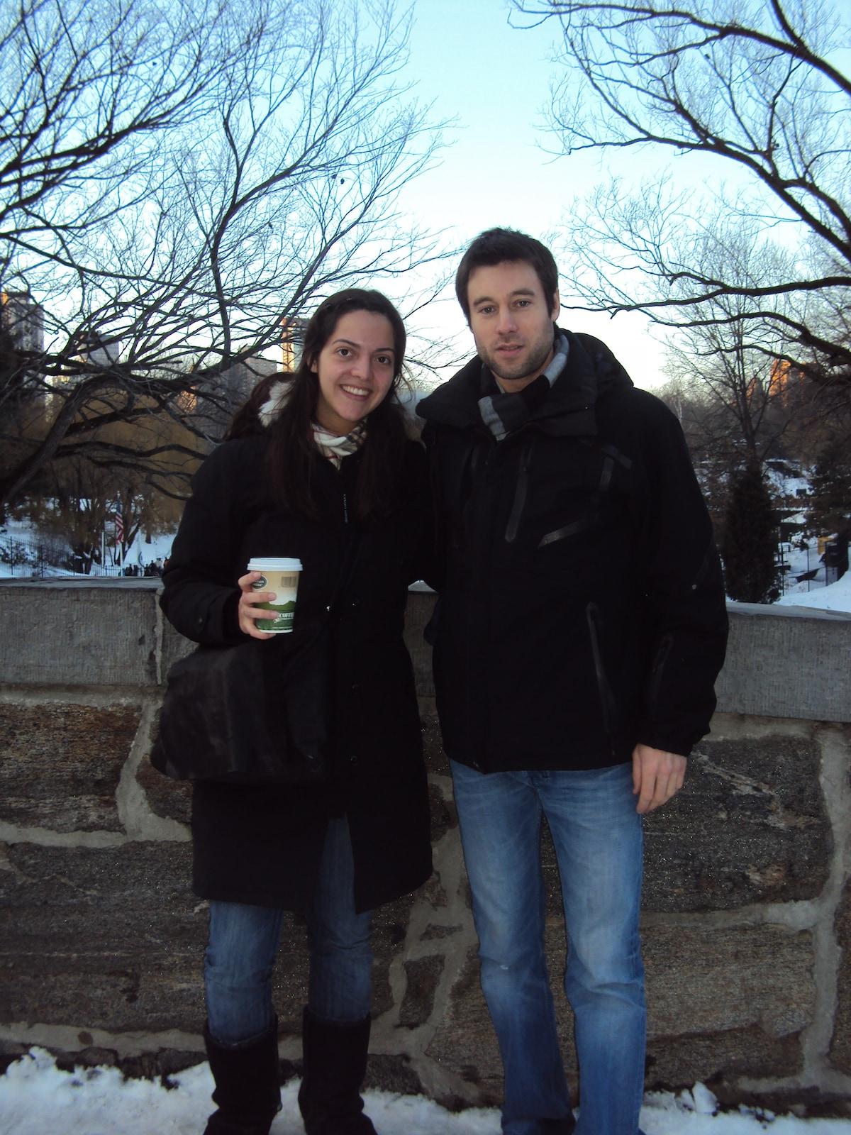 Lucia & Marc