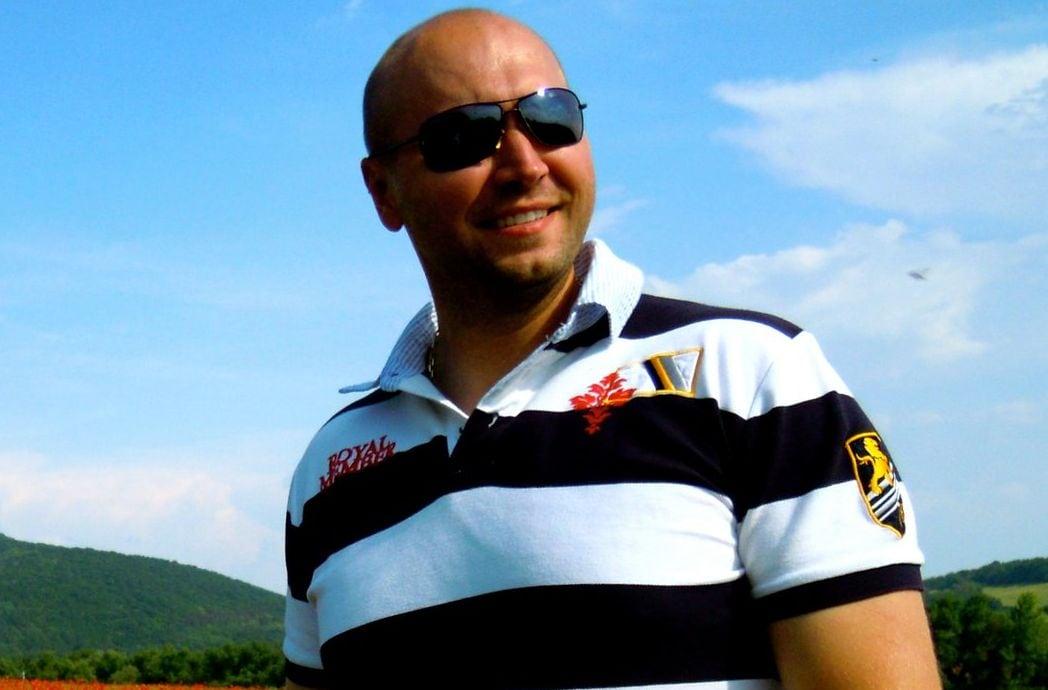 Jozef From Prešov, Slovakia