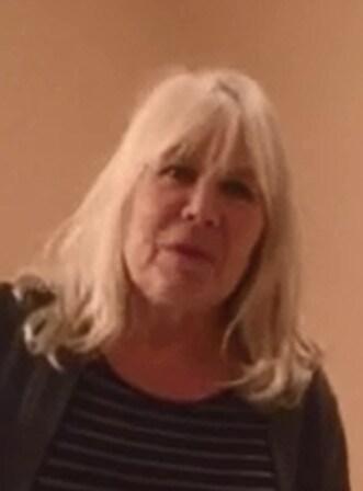 Cheryl from Harwich