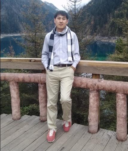 王凯 from Dalian