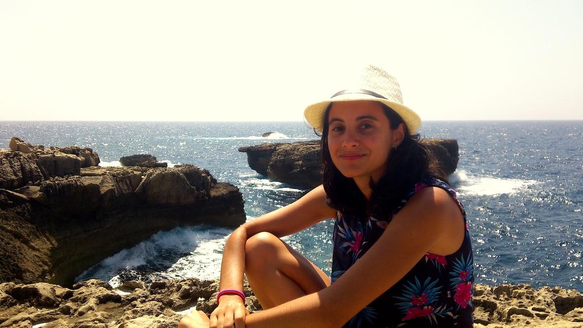Rocio from Huelva