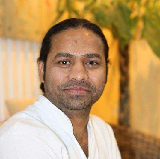 Yogi from Rishikesh