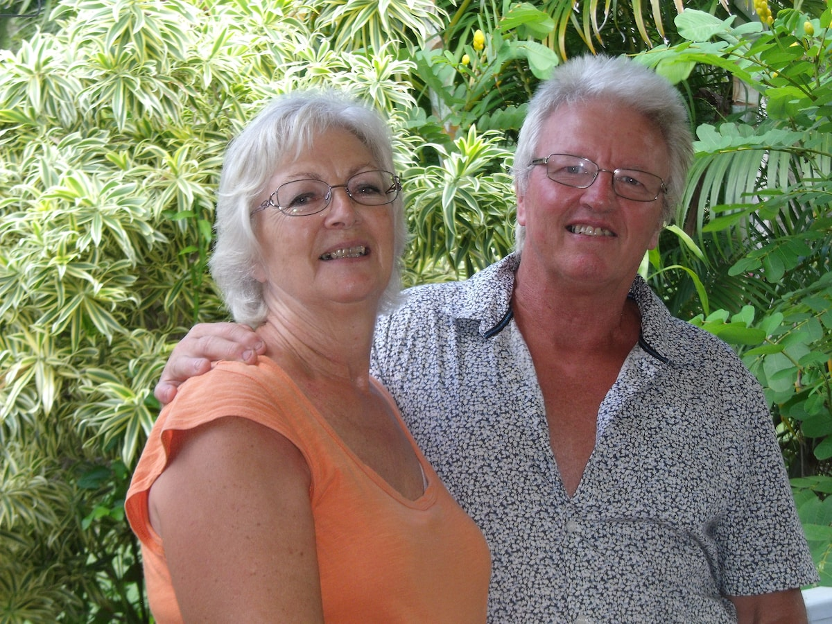 Mac, And Gaynor from Agnes Water