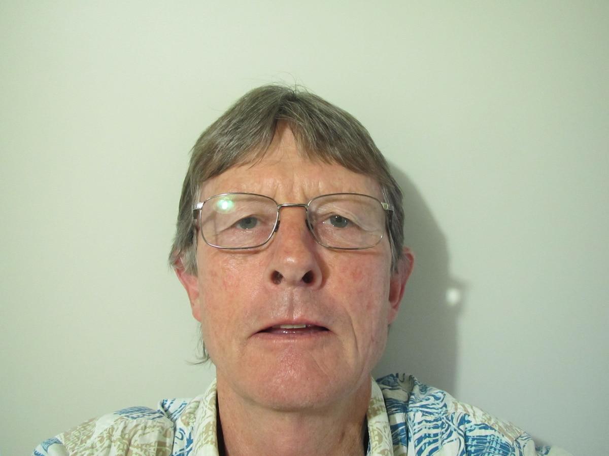 Garth From Paihia, New Zealand
