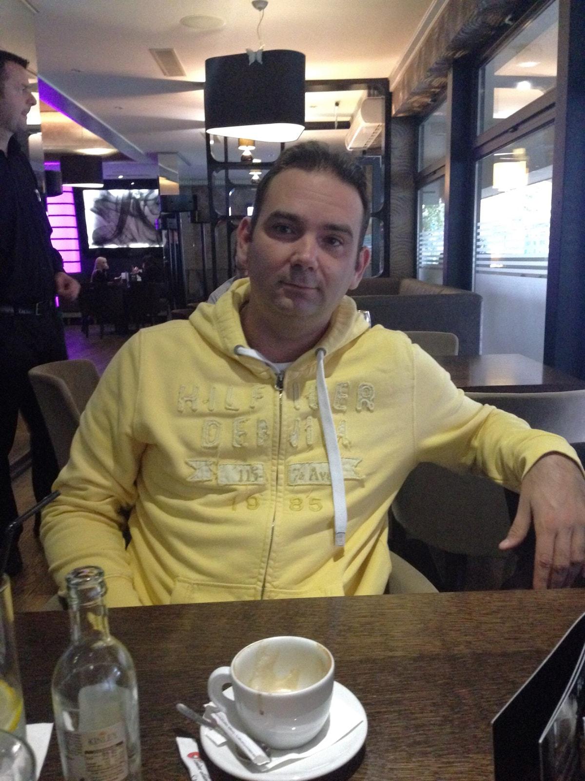 Peter From Debrecen, Hungary