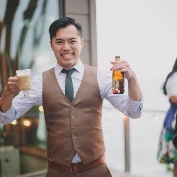 Maximilian from Sai Ying Pun