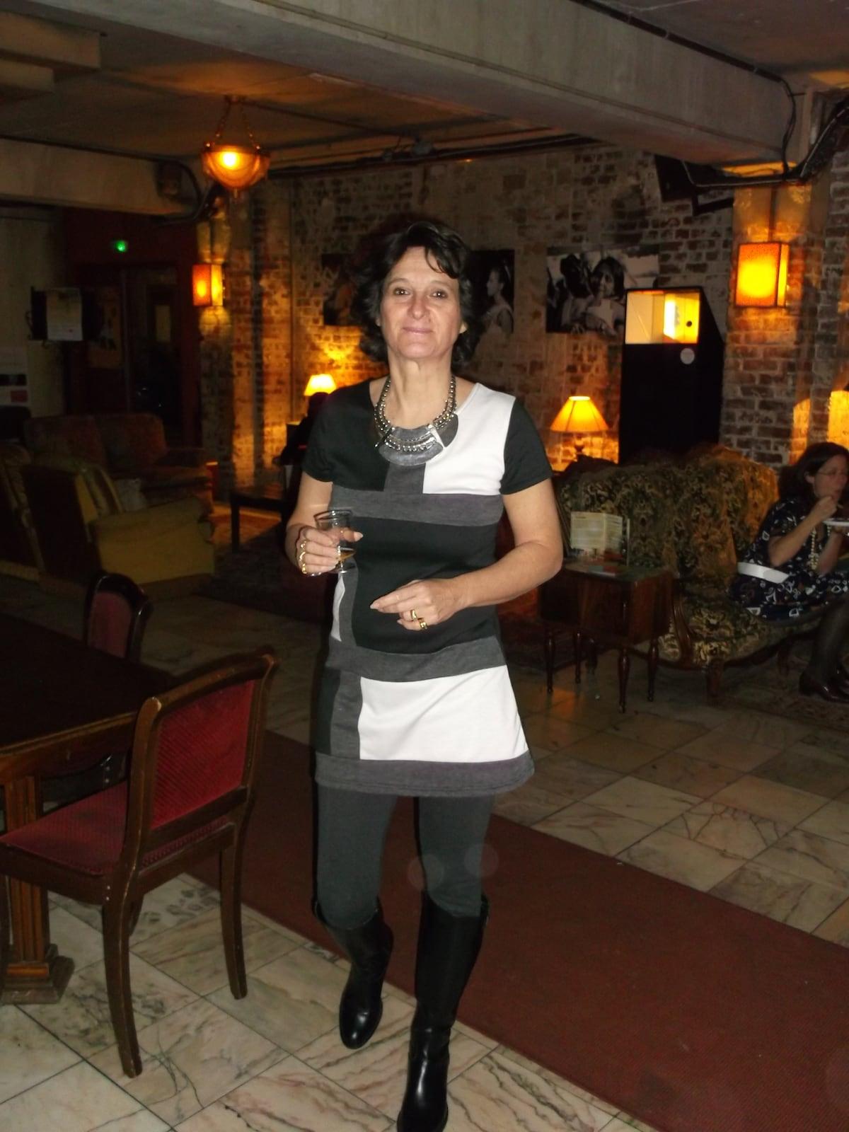 Delphine from Samois-sur-Seine