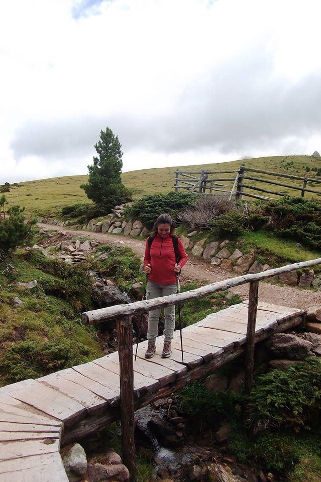 Cristina from Bagnoregio