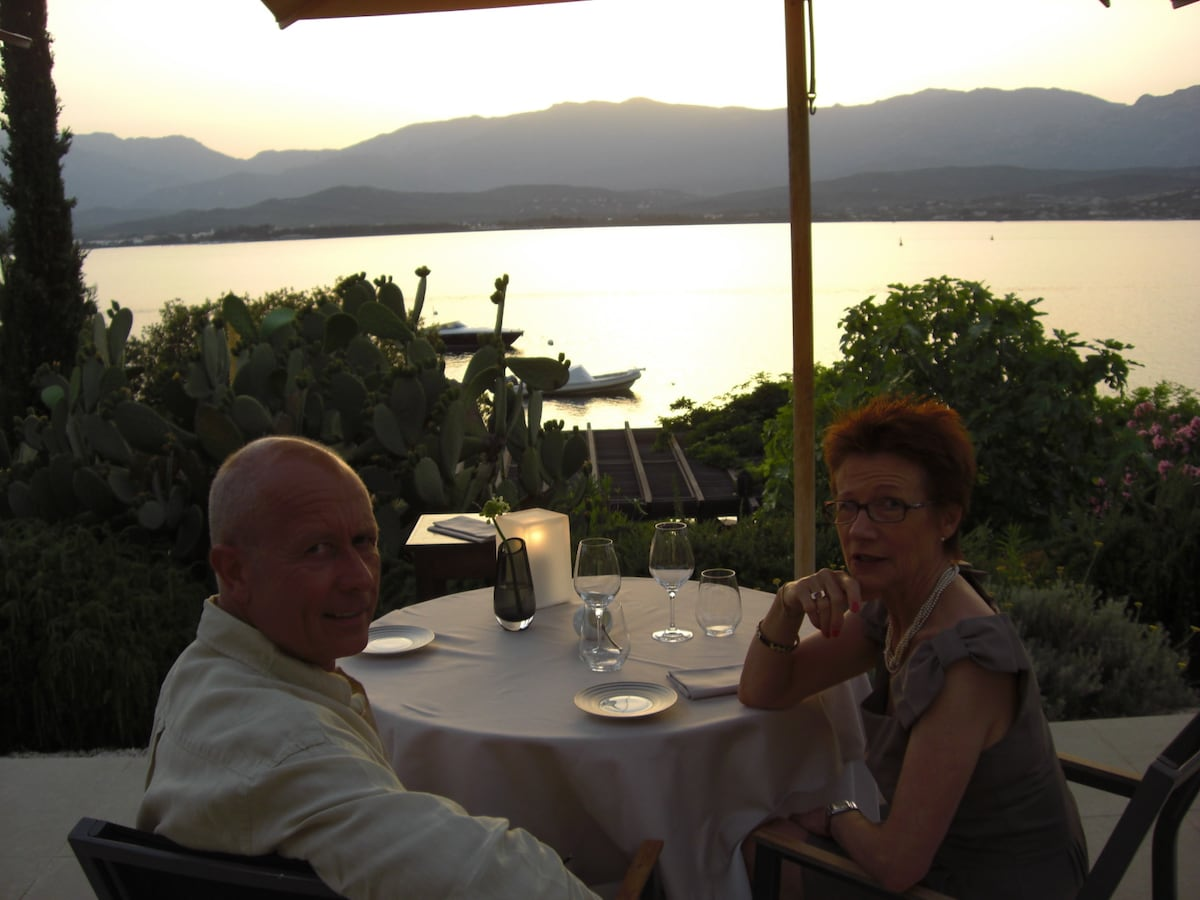 Olivier Et Marie-Chantal from Nice
