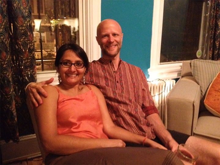 Ambica & Mike From Washington, DC