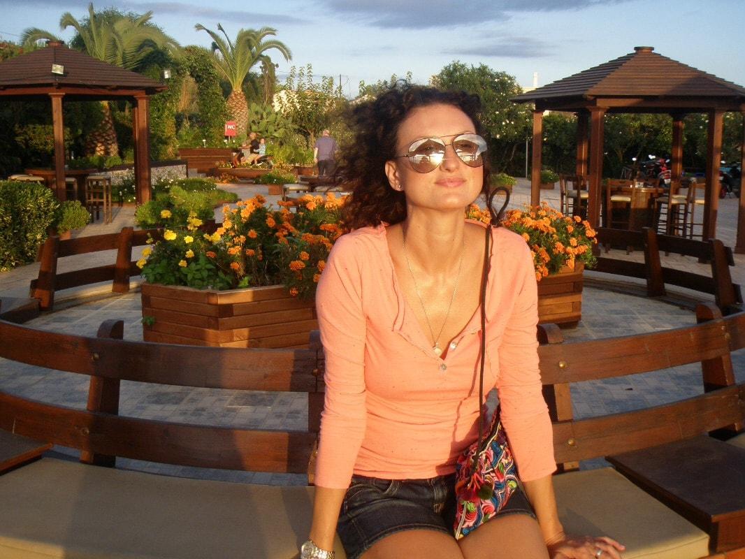 Ekaterina From Agios Georgios, Greece