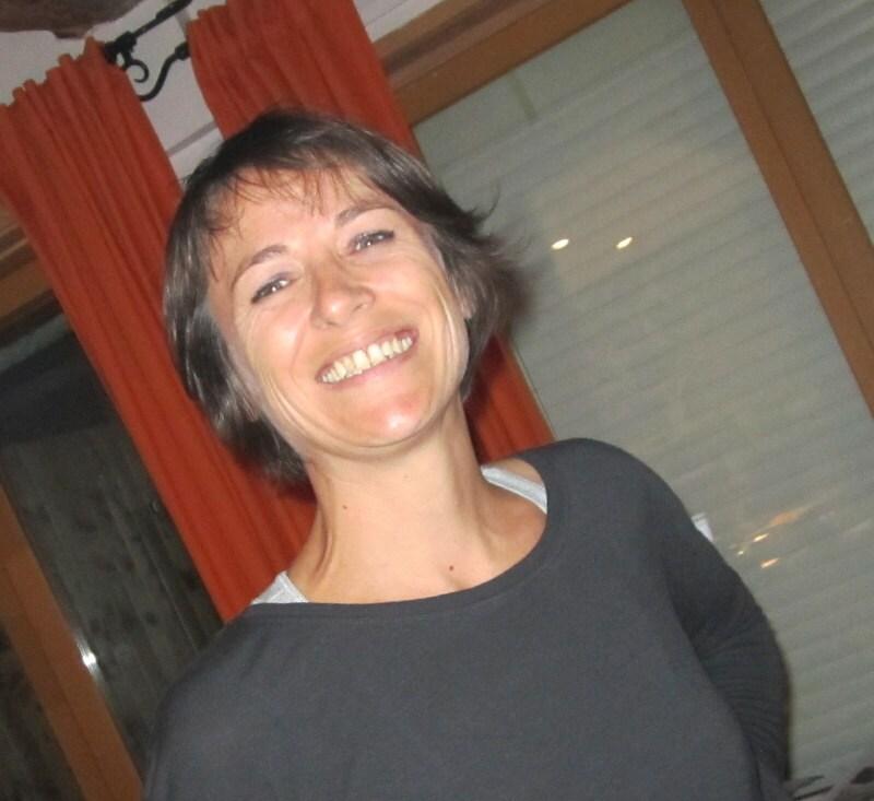 Stéphanie From Saint-Étienne, France