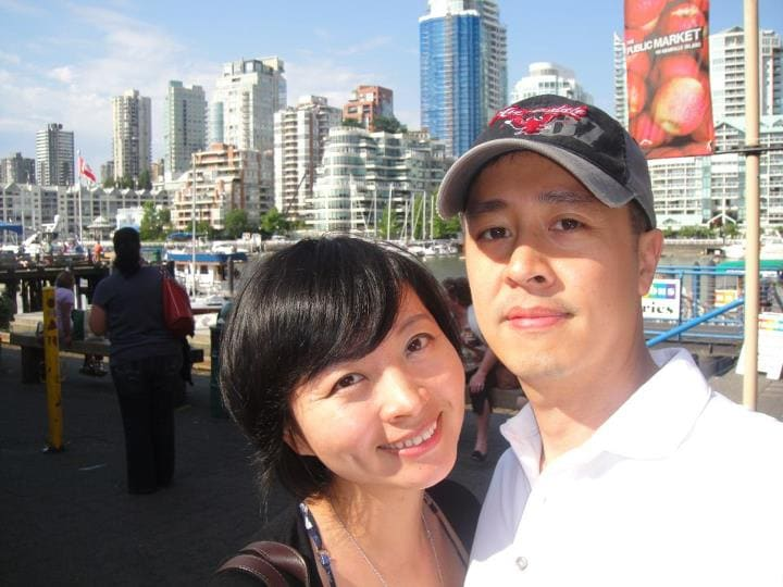 We are young professions couple at early 30's from